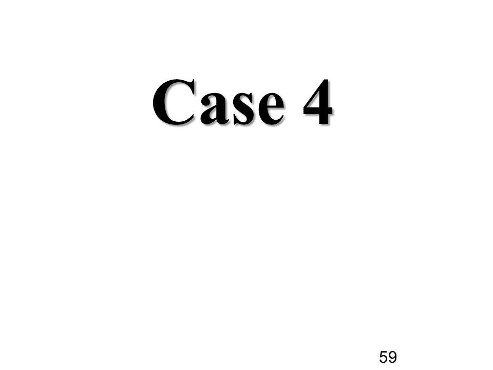 Case 4 59