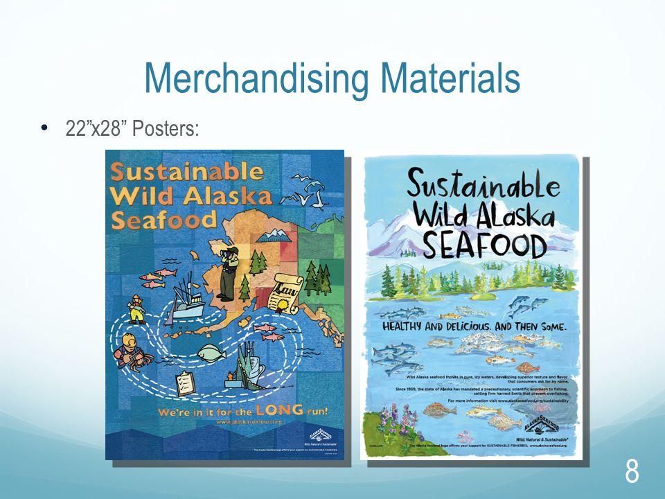 Merchandising Materials 22 x28 Posters: 8