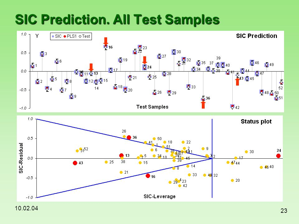 10.02.04 23 SIC Prediction. All Test Samples