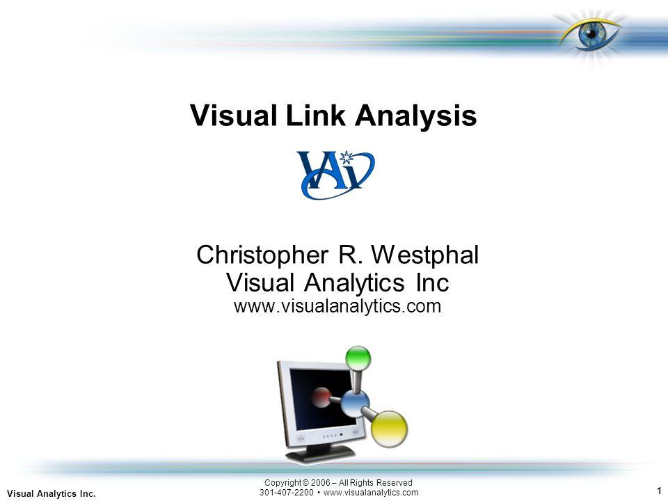 1 Visual Analytics Inc.