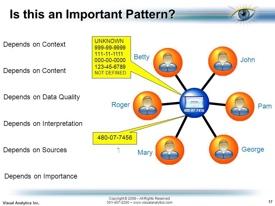 17 Visual Analytics Inc.