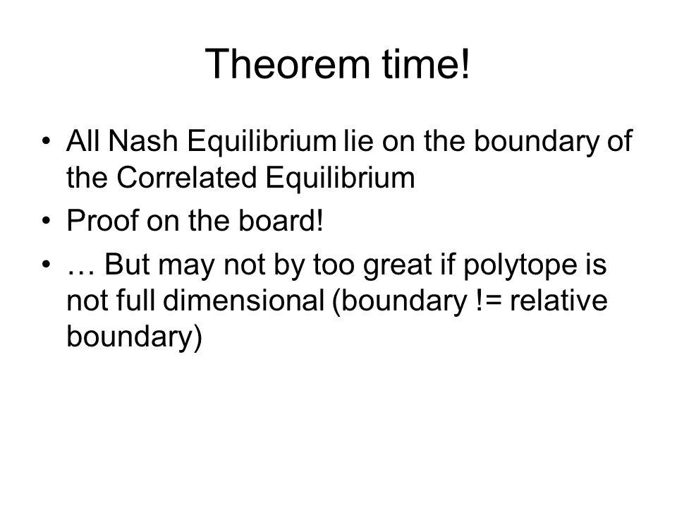 Theorem time.