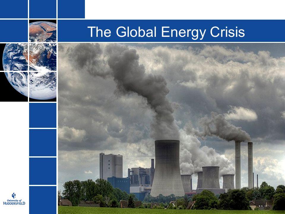 The Global Energy Crisis