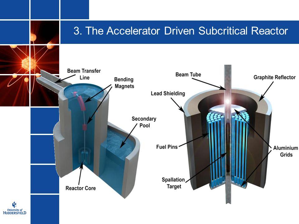 3. The Accelerator Driven Subcritical Reactor