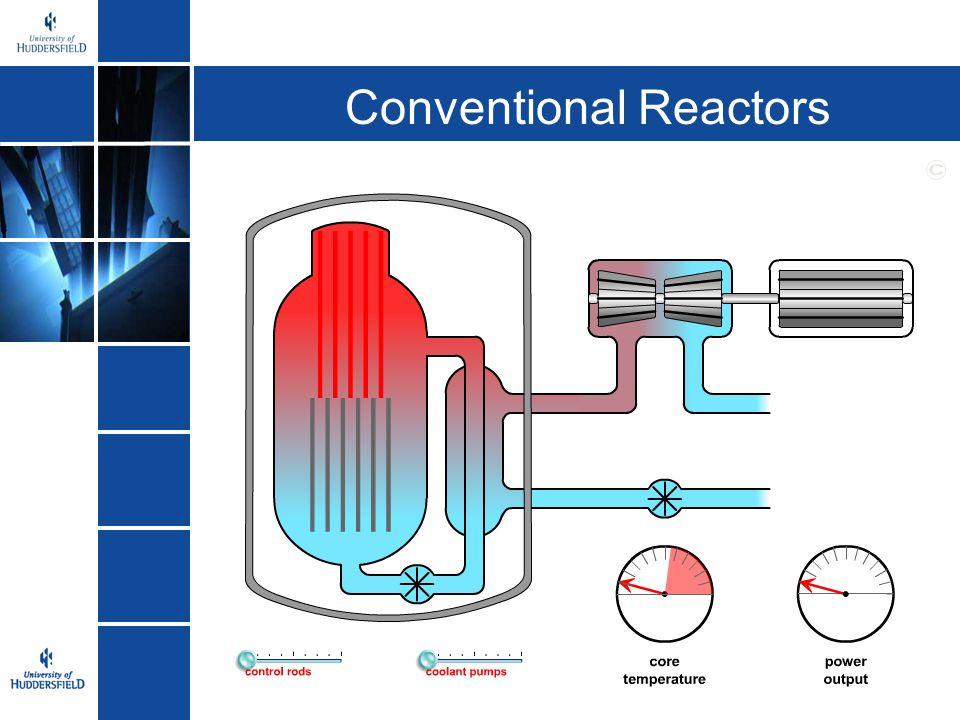 Conventional Reactors