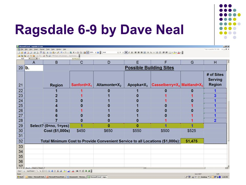 Ragsdale 6-9 by Dave Neal