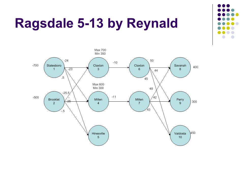 Ragsdale 5-13 by Reynald