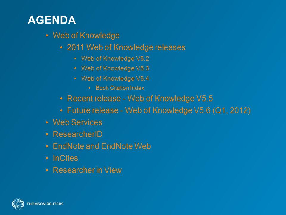 Web of Knowledge V5