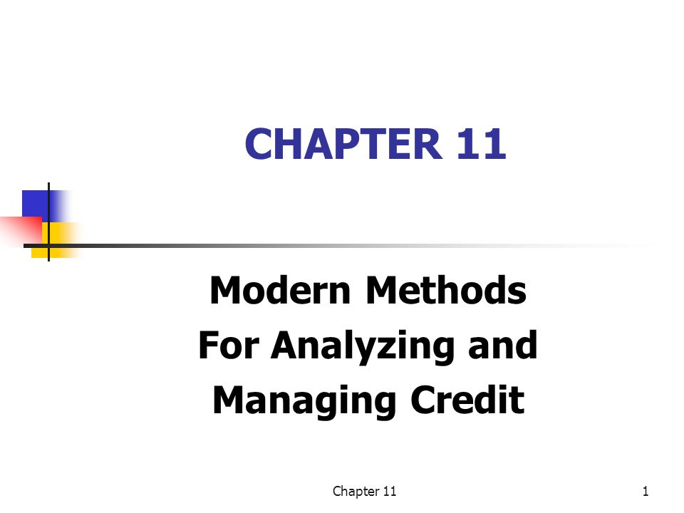Chapter 1142 Pricing Credit Swaps Credit spread = compensation for bearing risk Credit-swap price = compensation for bearing risk Credit-swap price ~ credit spread – credit charge Credit-swap price ~ credit spread (for a risk-free counterparty