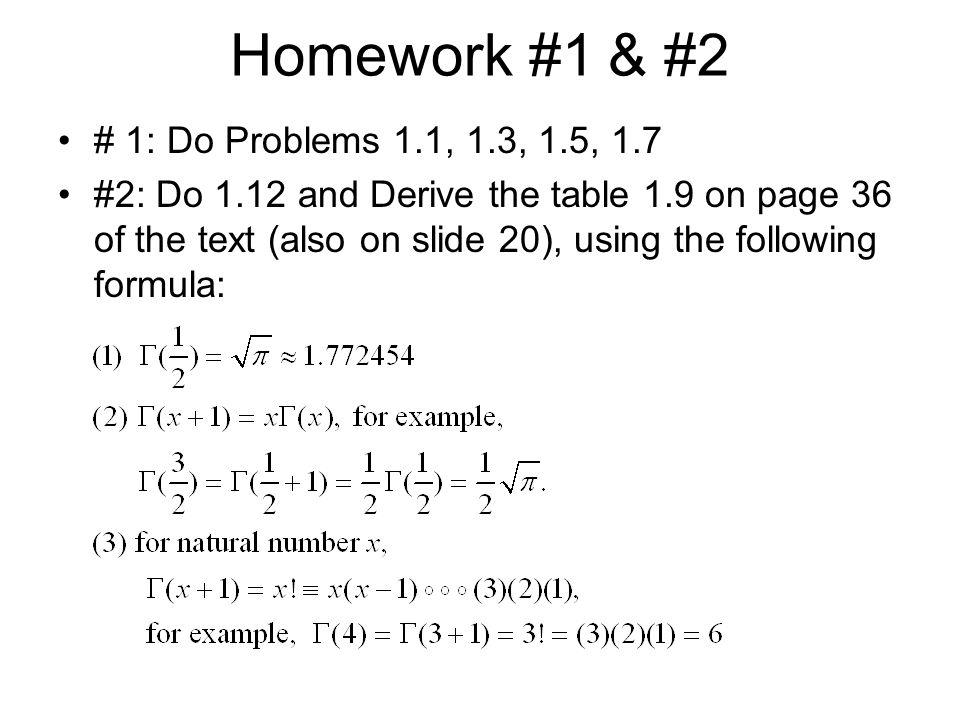 Checking Model Assumptions Residual plots Normal probability plot Testing homogeneity of variances (p.113): –Bartlett's test: http://en.wikipedia.org/wiki/Bartlett_test http://en.wikipedia.org/wiki/Bartlett_test –Levene's test: http://en.wikipedia.org/wiki/Levene_test http://en.wikipedia.org/wiki/Levene_test