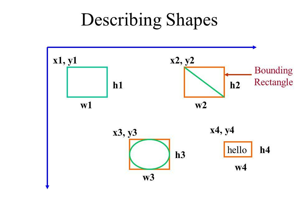 null Vector Instance Vectors (java.util.Vector) Vector v; James Dean Joe Doe ALoan Instance v = new Vector(); v.addElement( James Dean ) v.addElement( Joe Doe ) v.addElement(new ALoan()) Vector Instance v.addElement(new Vector()) v.addElement(5) Object