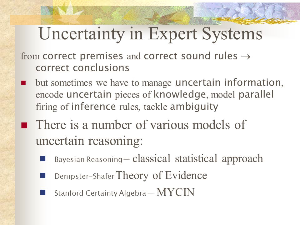 Bayesian Reasoning …….given that a and b are independent …….