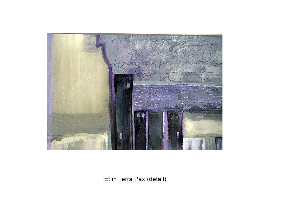Et in Terra Pax (detail)