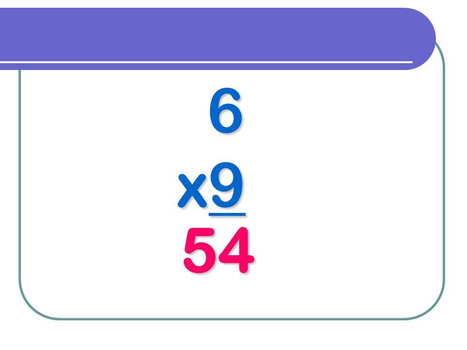 6 x9 54