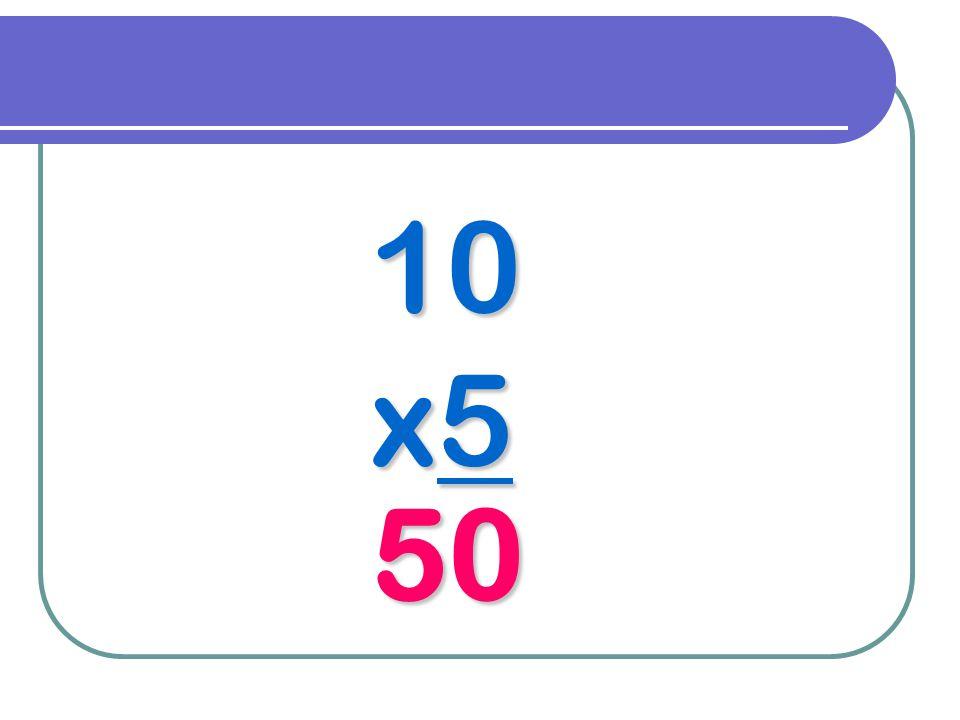 10 x5 50