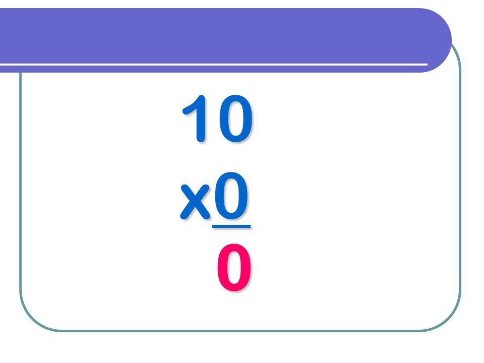 10 x0 0