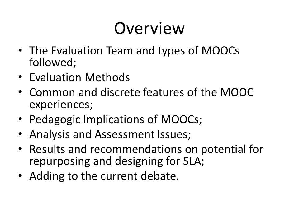 MOOCs to SPOOCs and back to Gapfilling