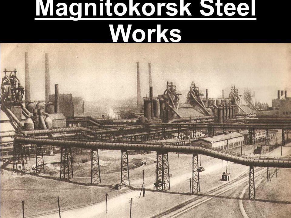 Magnitokorsk Steel Works
