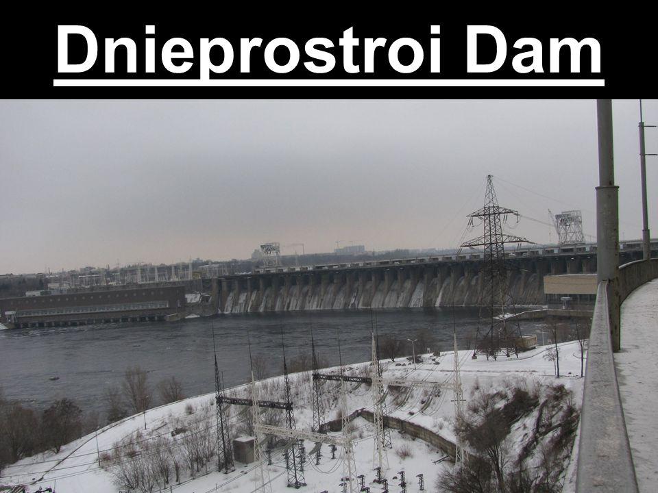 Dnieprostroi Dam