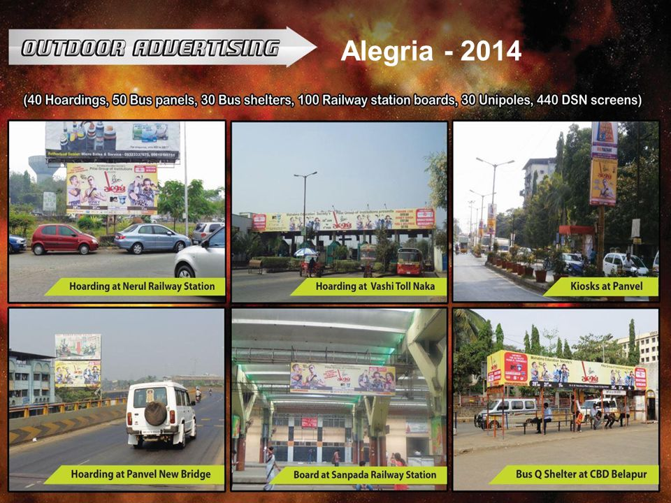 Alegria - 2014
