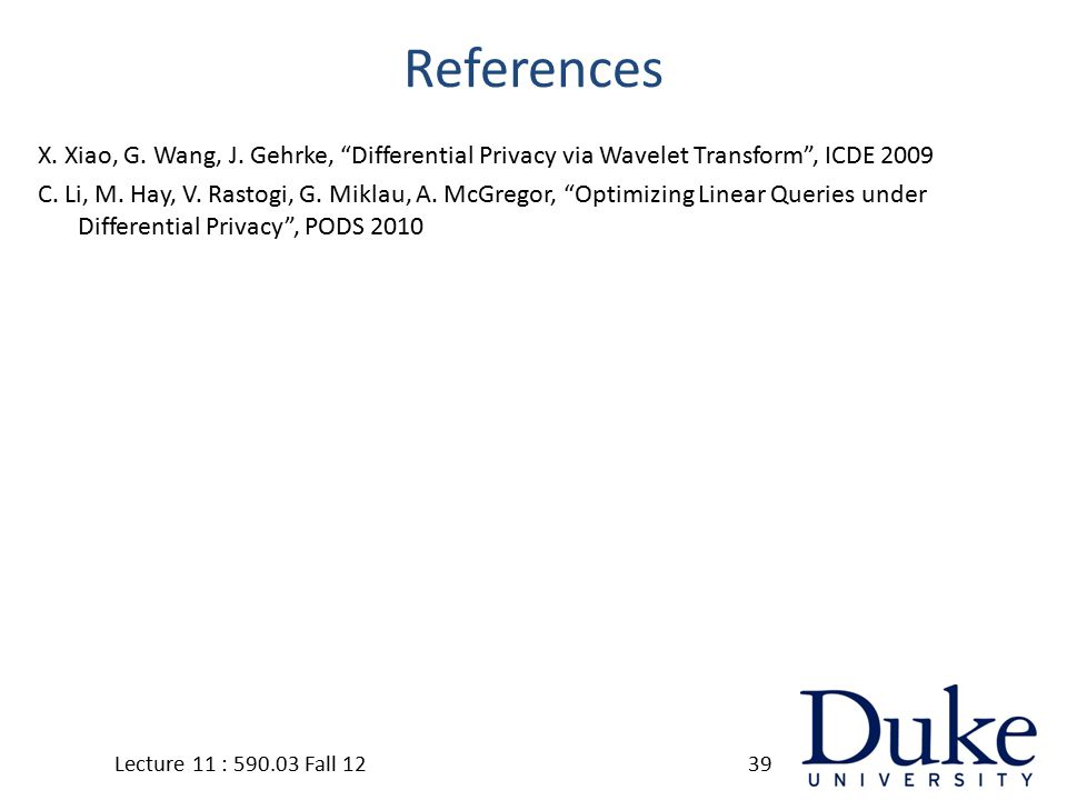 References X. Xiao, G. Wang, J.
