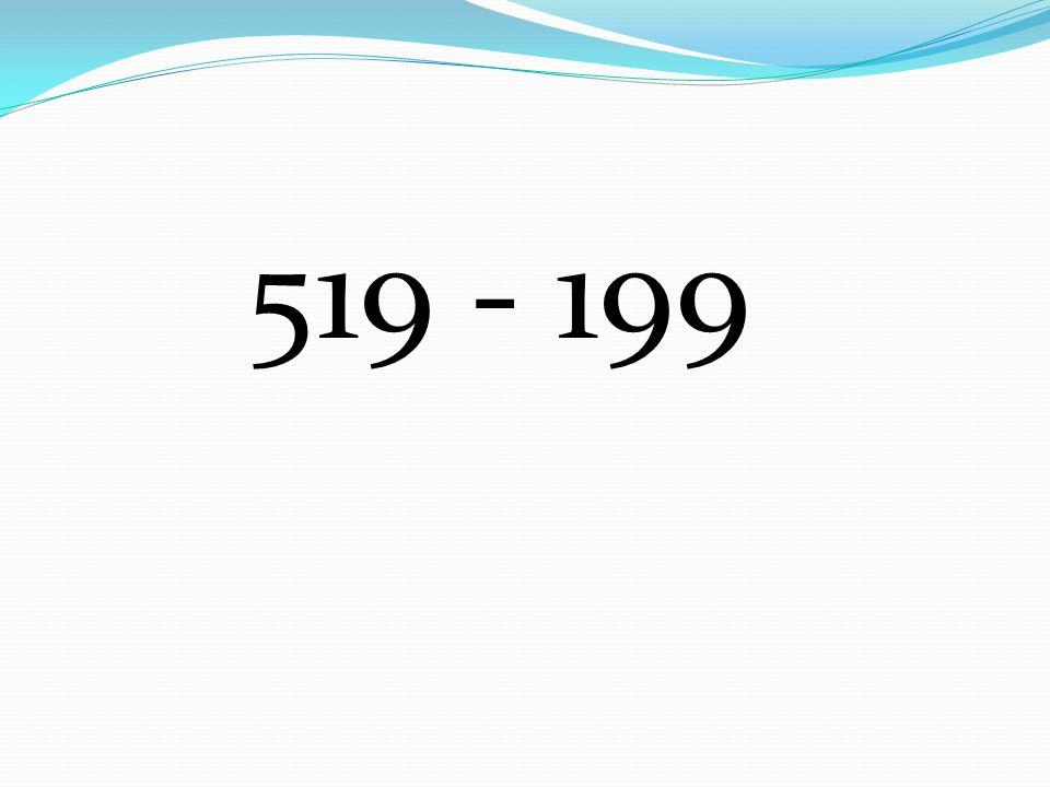 519 - 199
