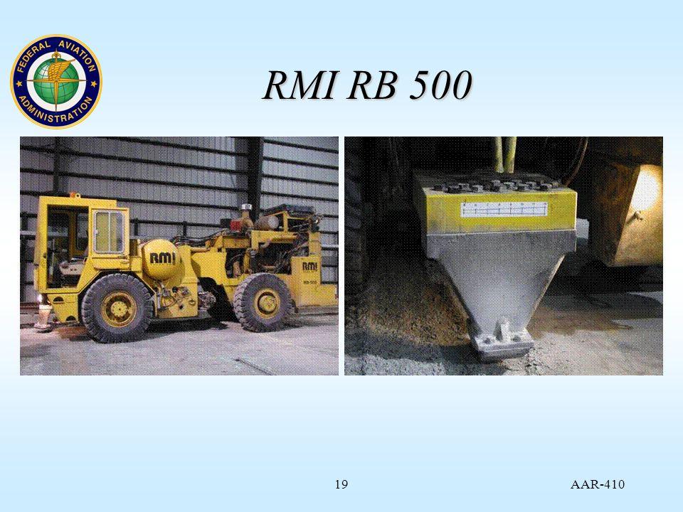AAR-410 19 RMI RB 500