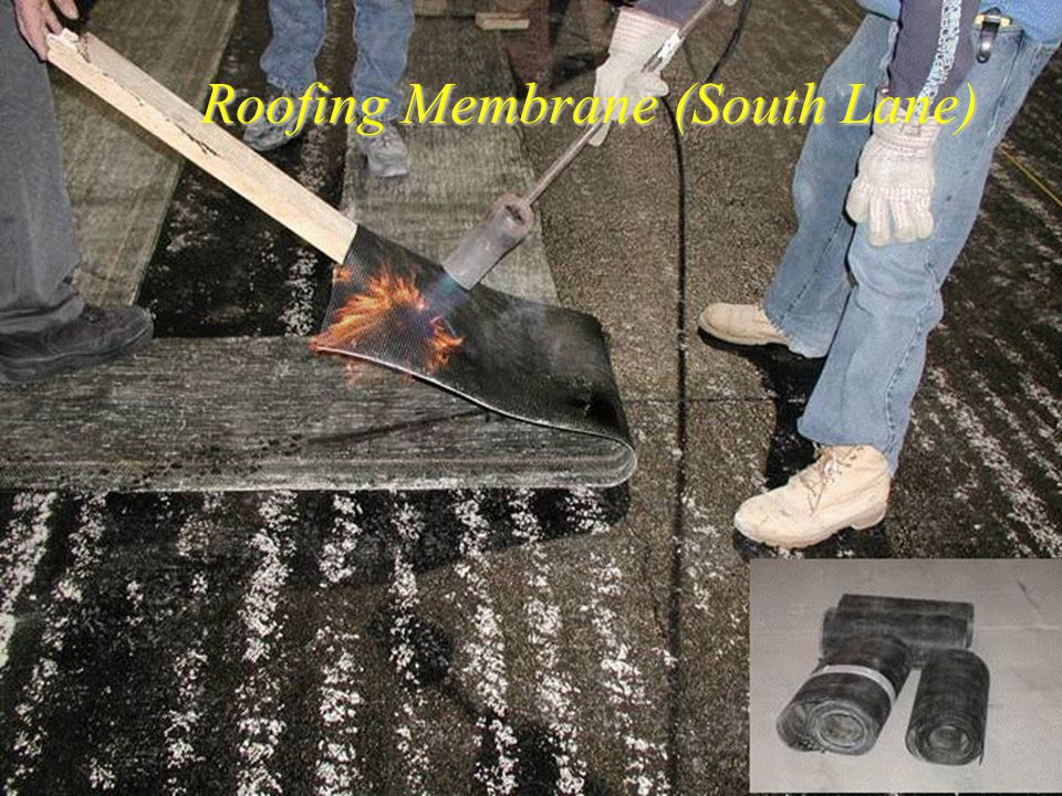 AAR Roofing Membrane (South Lane)