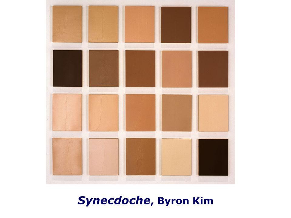 Synecdoche, Byron Kim