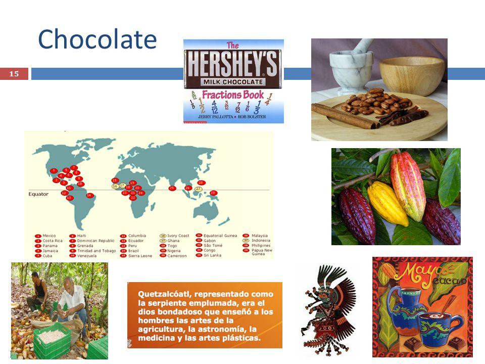 Chocolate Laura Terrill, HEB 2014 15