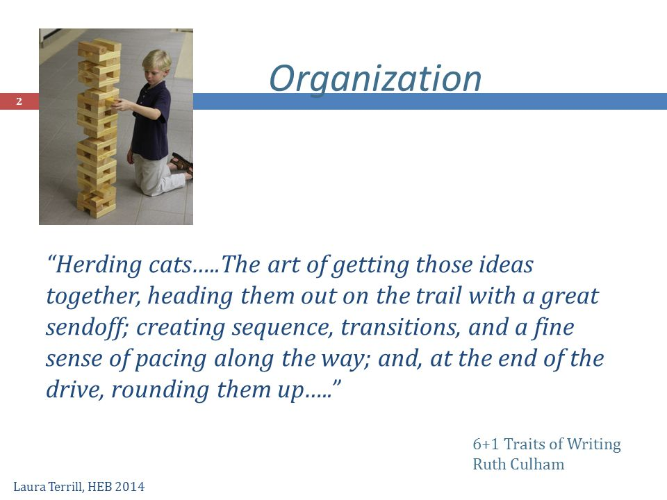 """6+1 Traits of Writing Ruth Culham """"Herding cats…..The art of getting those ideas together, heading them out on the trail with a great sendoff; creatin"""