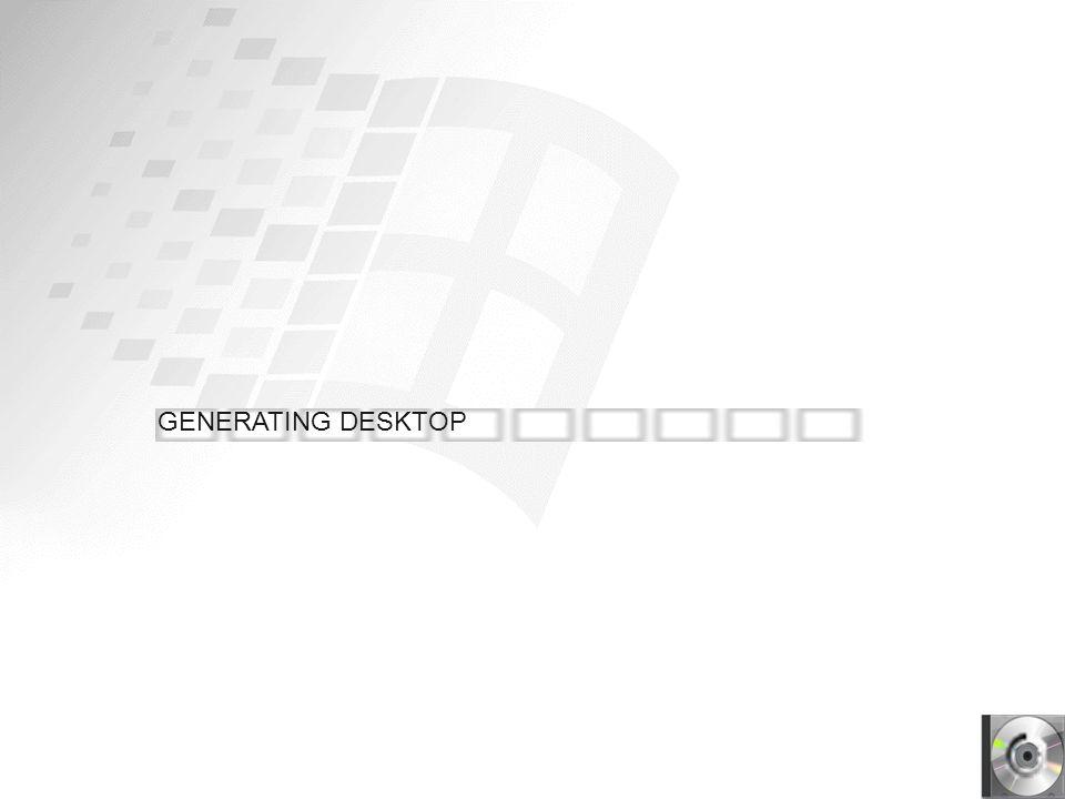 GENERATING DESKTOP