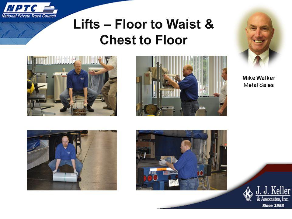 Lifts – Floor to Waist & Chest to Floor Mike Walker Metal Sales