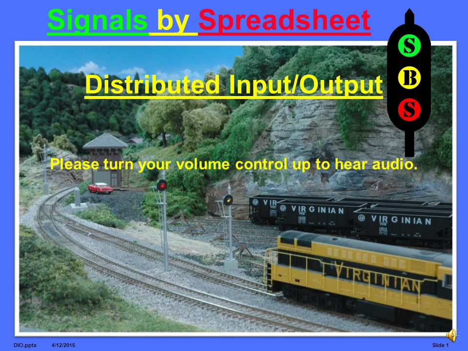 Signals By Spreadsheet 4/12/2015 DIO.pptxSlide 11 STOP.