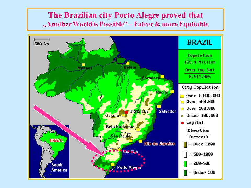 I read about Porto Alegre Innovation in Participatory Budgeting and collected details.