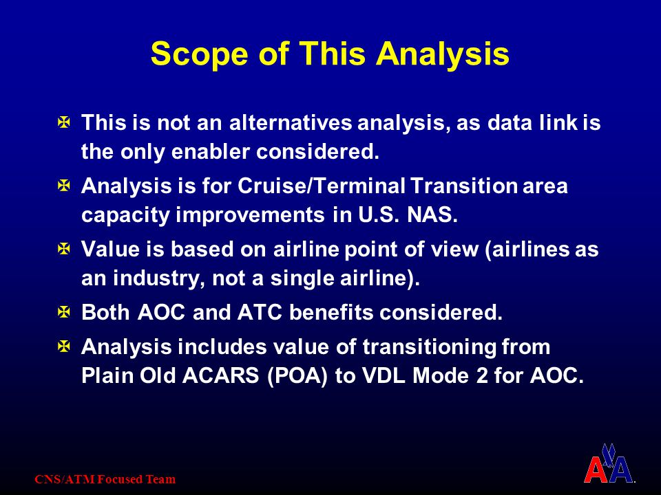 Full Data Link Scenario Benefit Drivers By Category ($000's) CNS/ATM Focused Team Data Link Analysis (April 1999)
