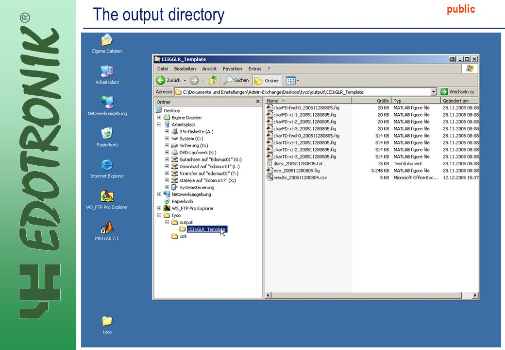 MP IP Strategy 2005-06-22 public The output directory