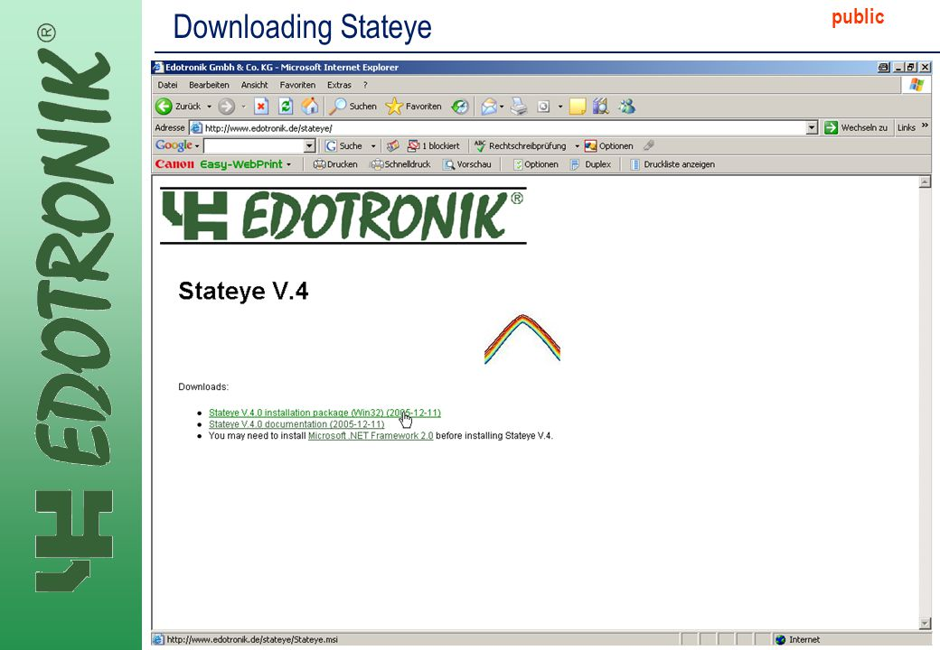 MP IP Strategy 2005-06-22 public Downloading Stateye