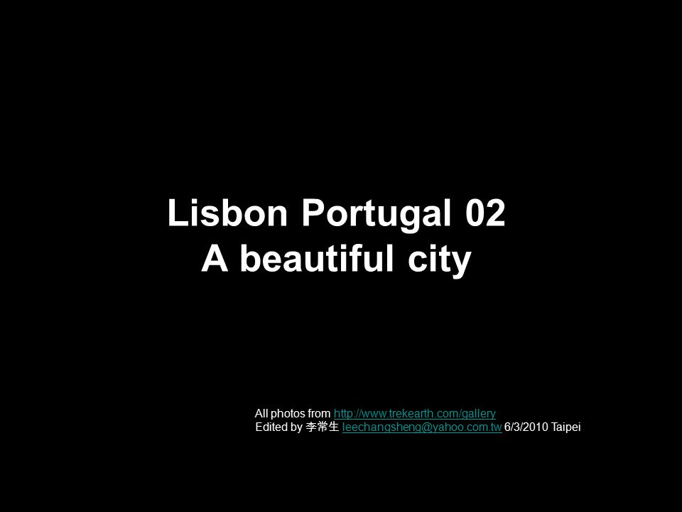Lisbon Portugal 02 Copyright: Raquel Oliveira 1