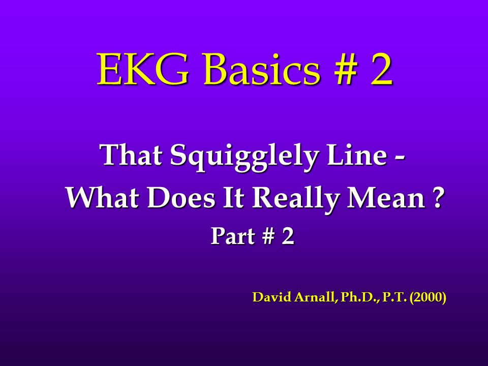Significant Q Waves l Q waves In Leads I, II, aVF, & aVL Can Mean Something If...
