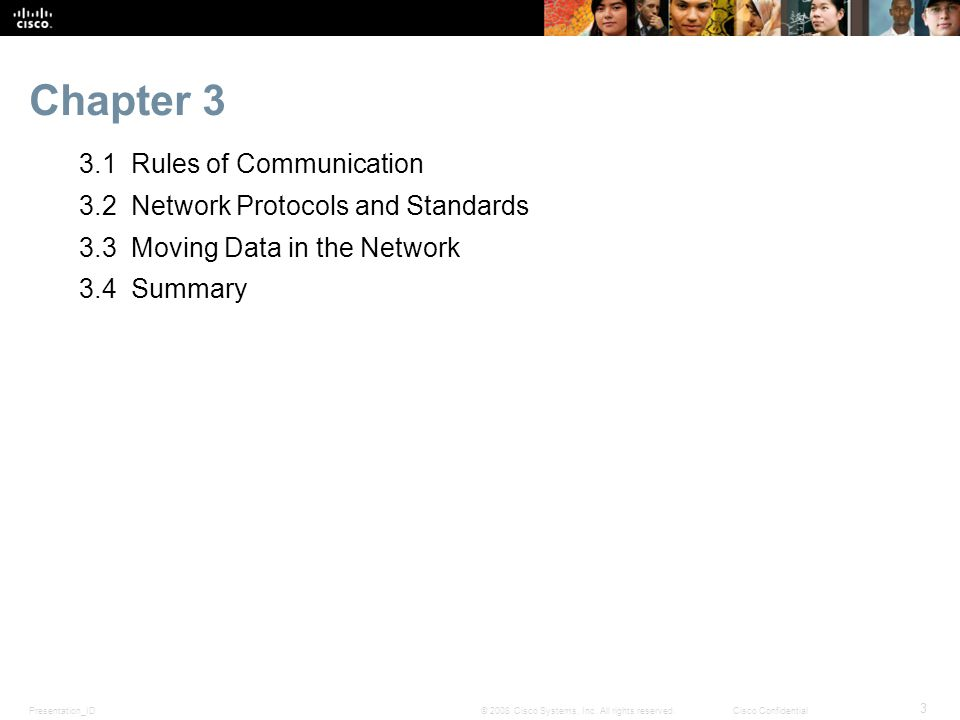 Presentation_ID 3 © 2008 Cisco Systems, Inc.