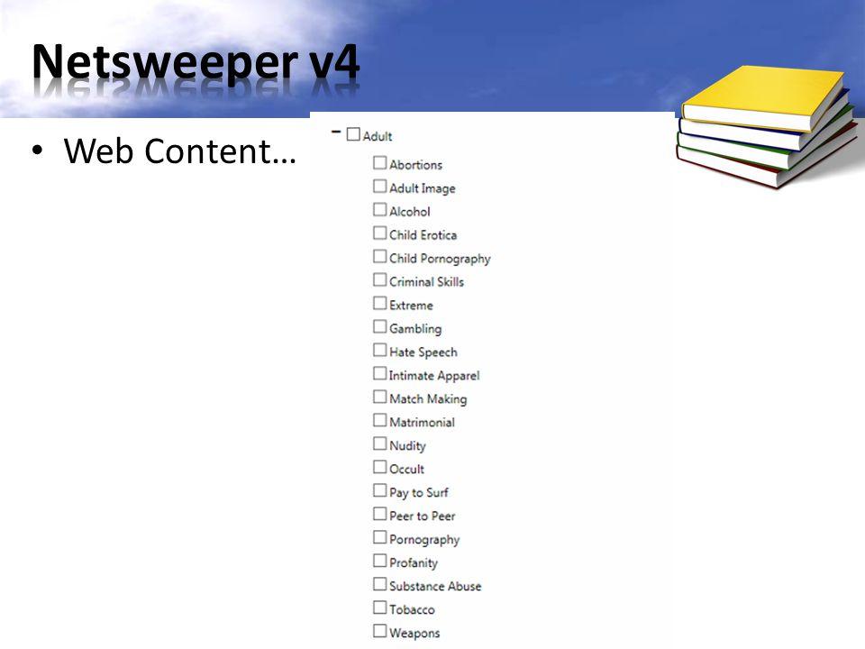 Web Content…