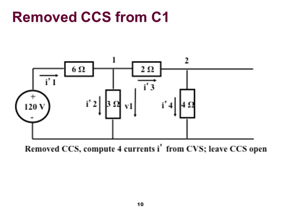 10 Removed CCS from C1