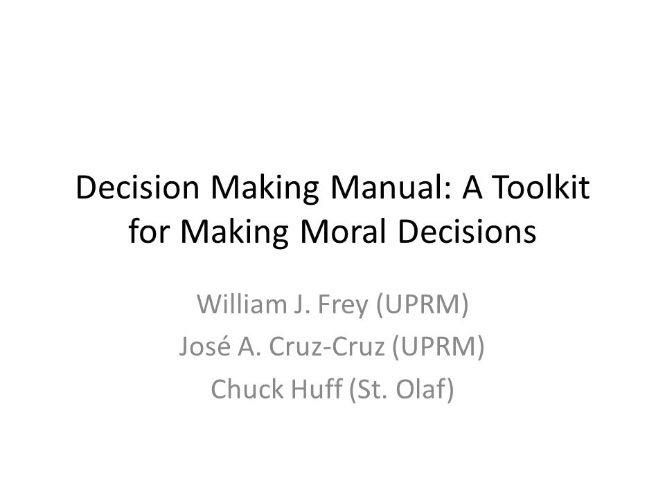 Syllabus as Social Contract Consent (free and informed) Quid Pro Quo (mutually beneficial exchange) Safe Exit FIC (free and informed consent)—The right of a risk bearer to participate in the public decision as to the acceptability of that risk.