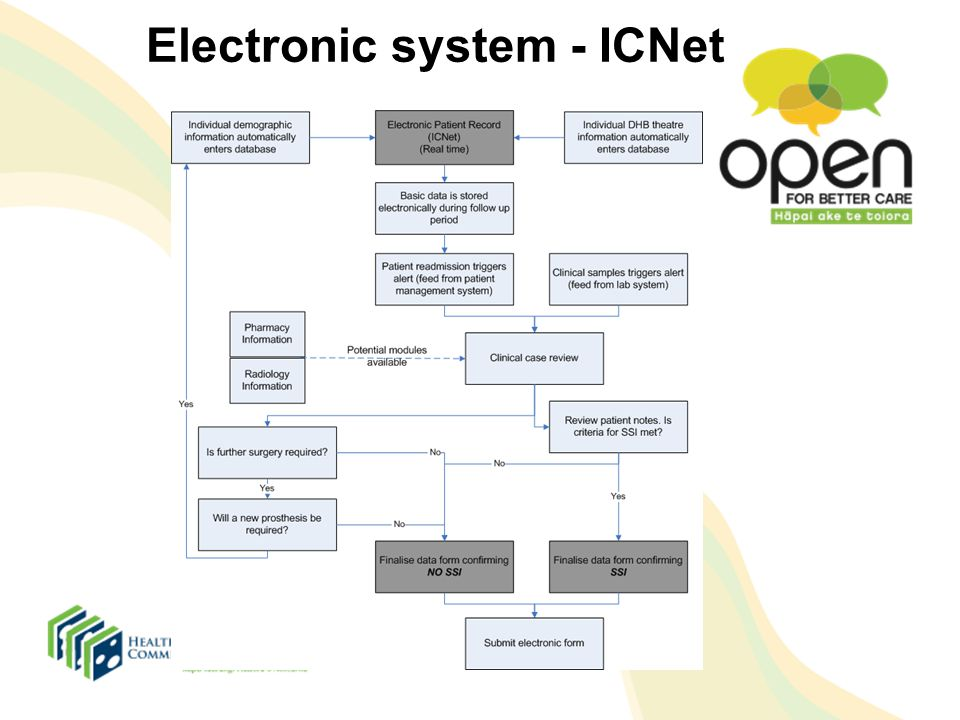 Electronic system - ICNet