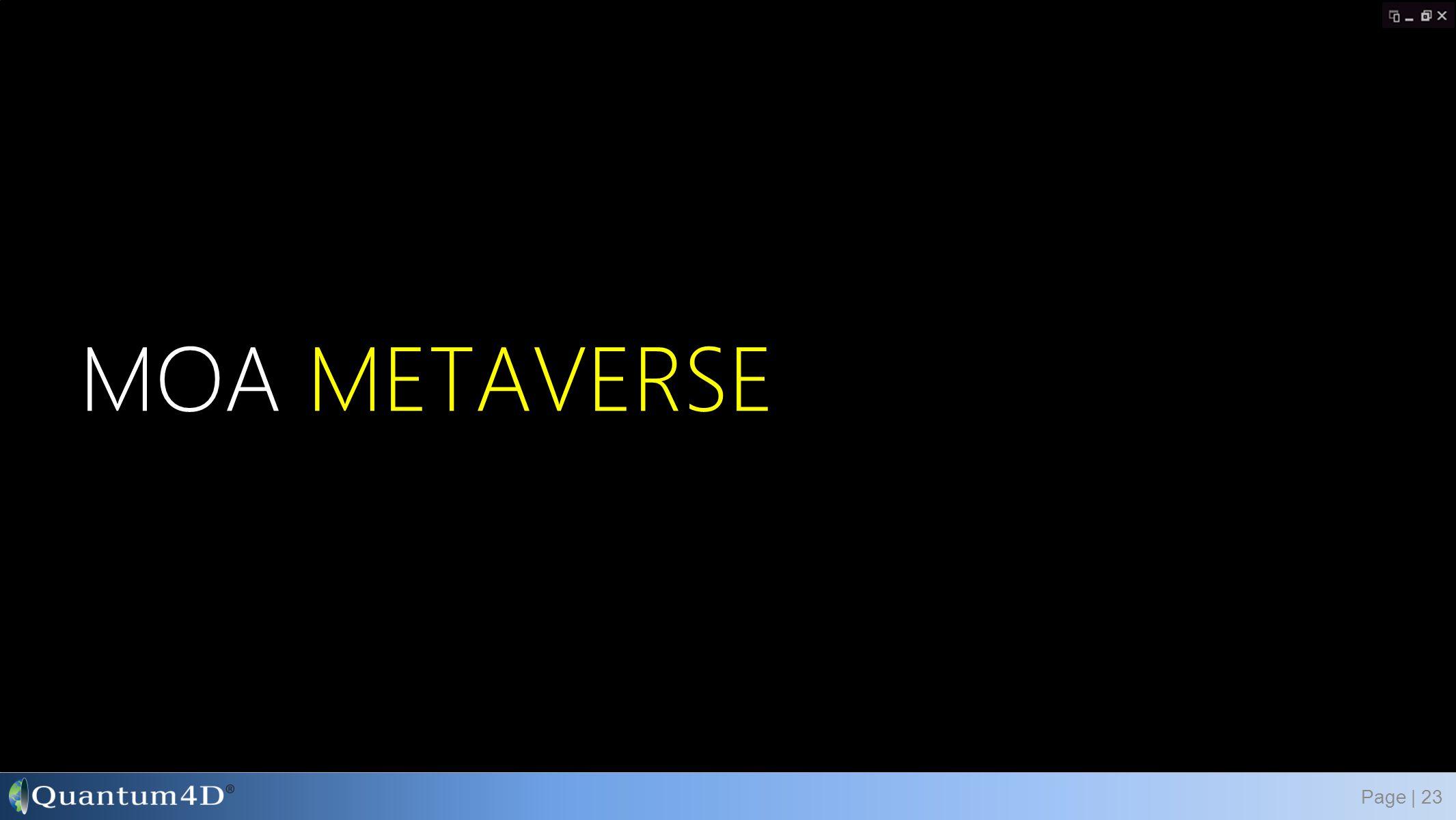 MOA METAVERSE Page | 23