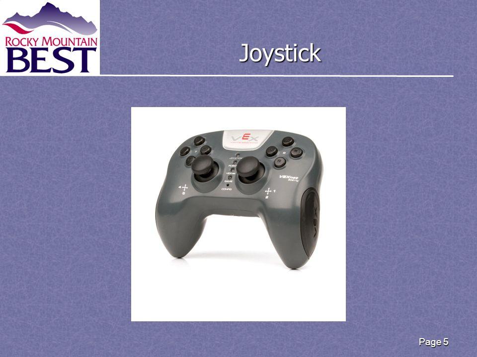 Joystick Page 5