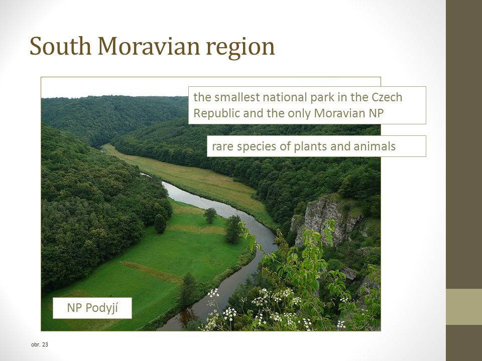 South Moravian region obr.