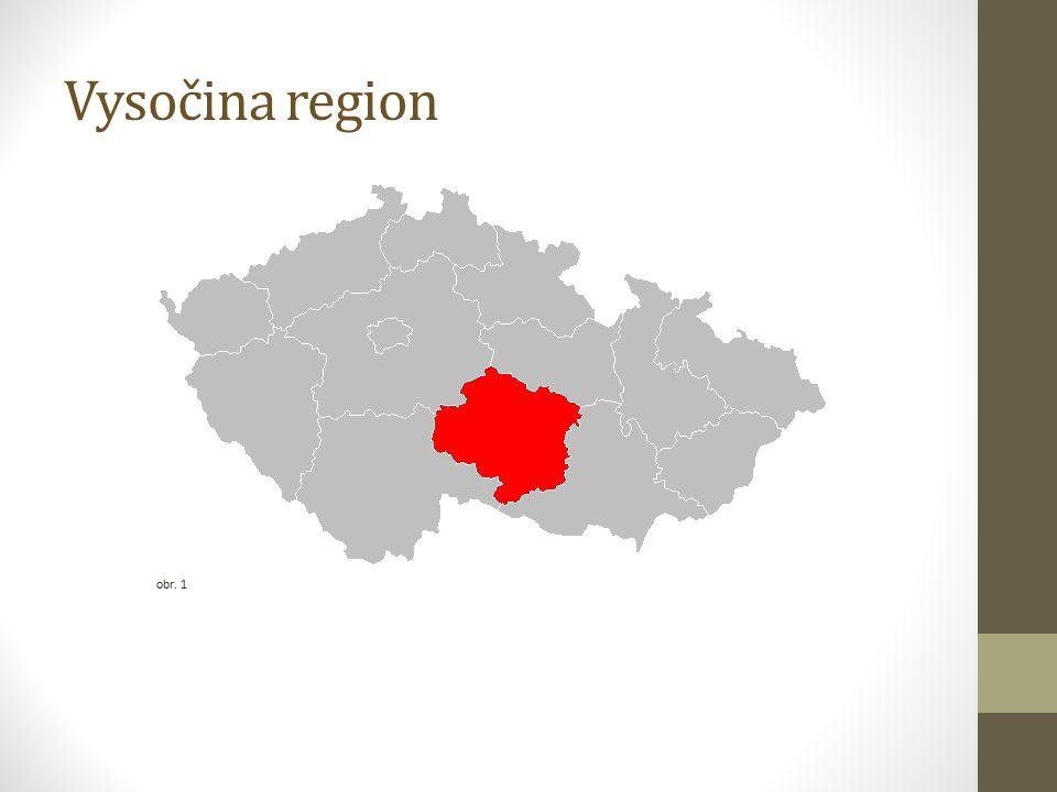 Vysočina region obr. 1