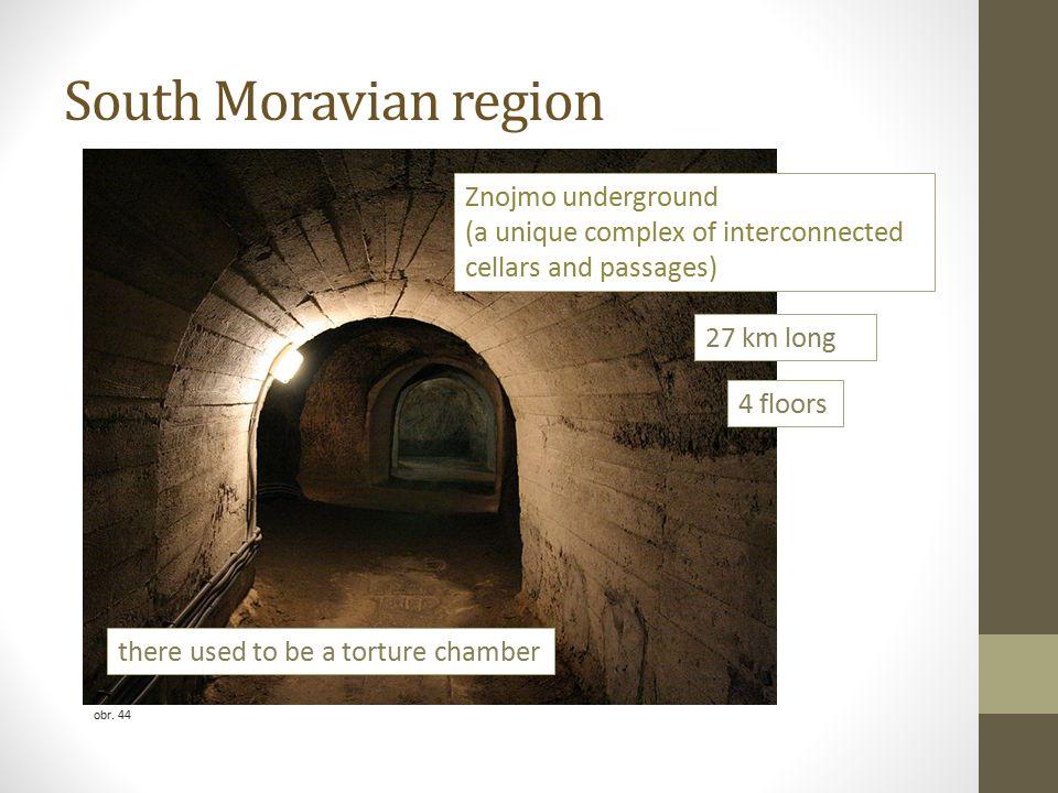 South Moravian region obr.